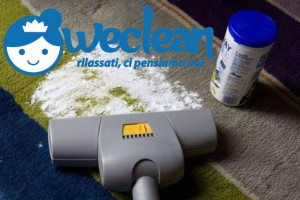 bicarbonato tappeto